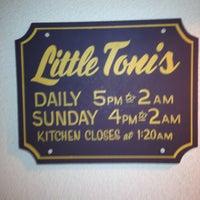 Little Toni's Restaurant