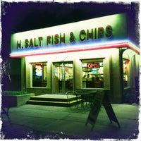 H.Salt Fish & Chips