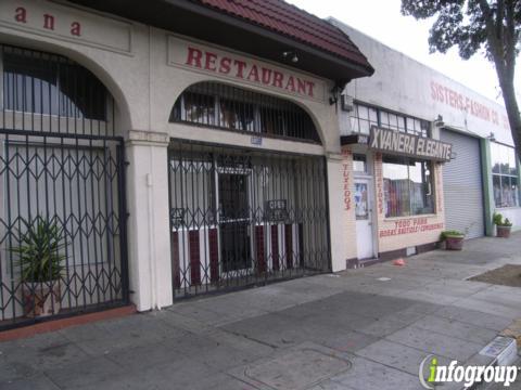 La Mexicana 3930 International Blvd, Oakland