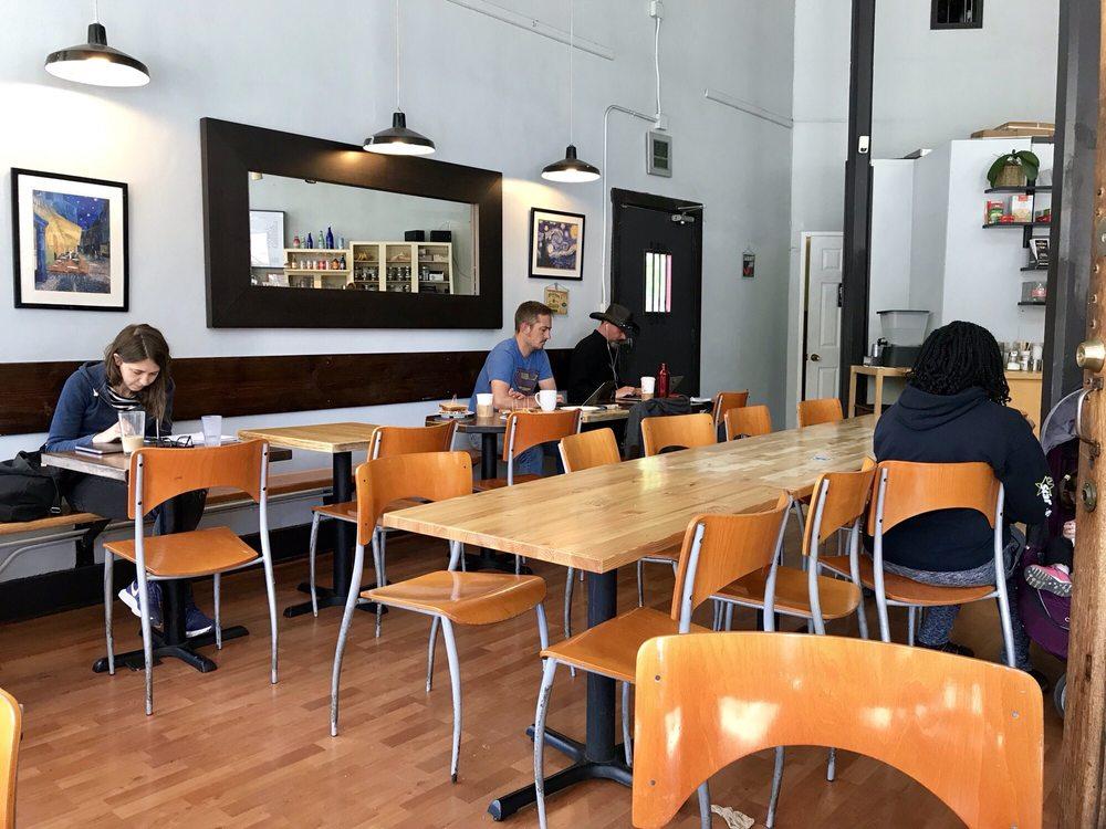 Hudson Bay Cafe 5401 College Ave, Oakland