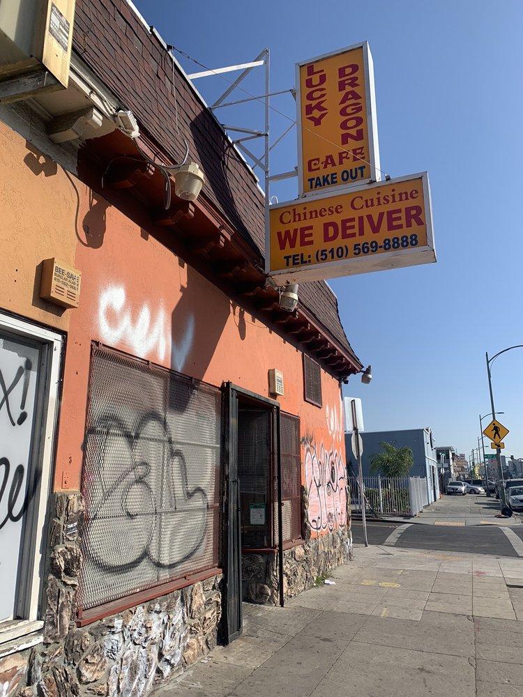 Lucky Dragon Cafe 6928 International Blvd, Oakland