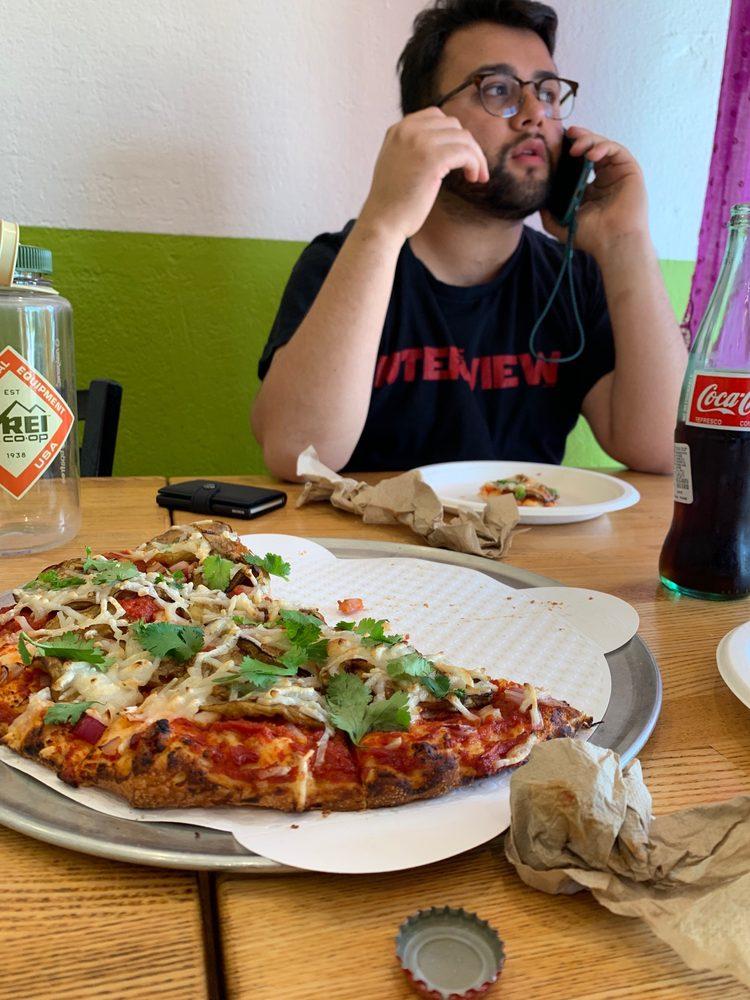 Namaste Pizza 5942 San Pablo Ave, Oakland