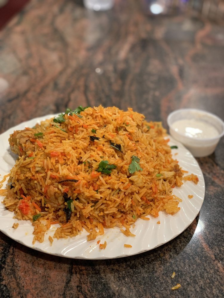 Biryani Tika Kabab Halal Indian & Pakistani Cuisine 328 14th St, Oakland