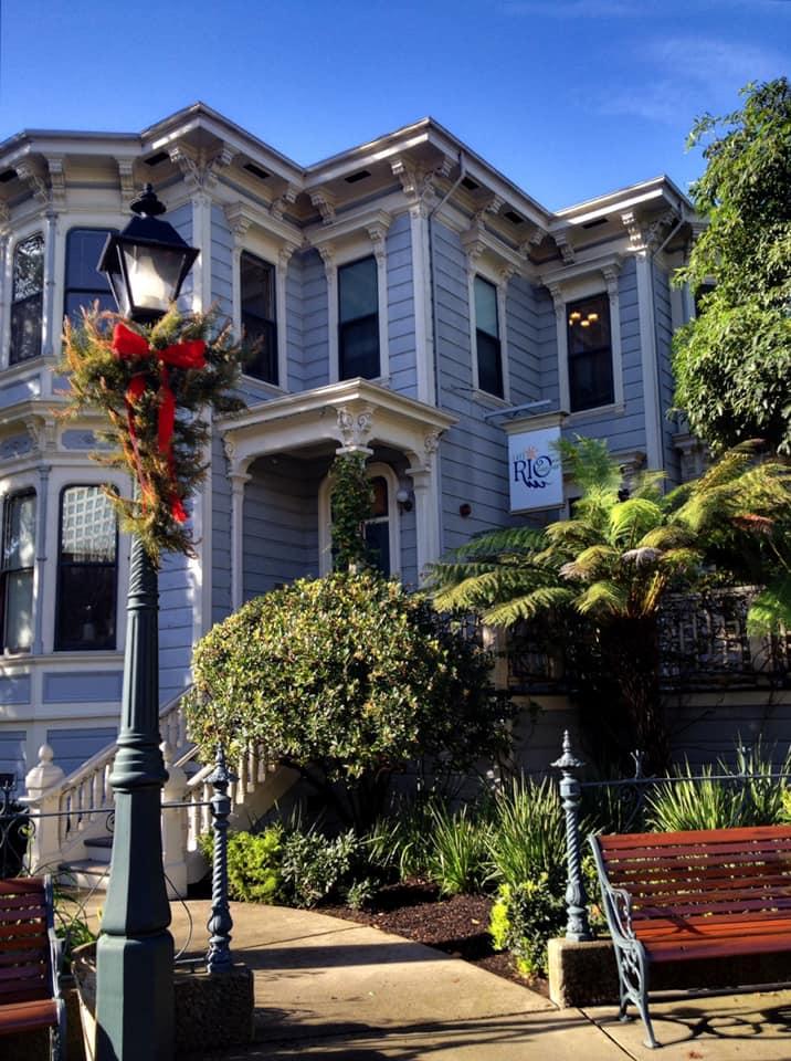 Rio California 1233 Preservation Park Way, Oakland