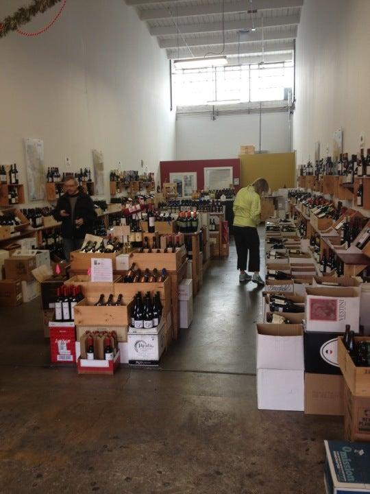 The Wine Mine 5427 Telegraph Ave, Oakland