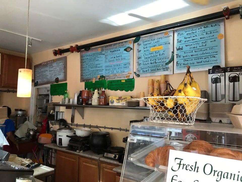 Anula's Cafe 1319 Franklin St, Oakland
