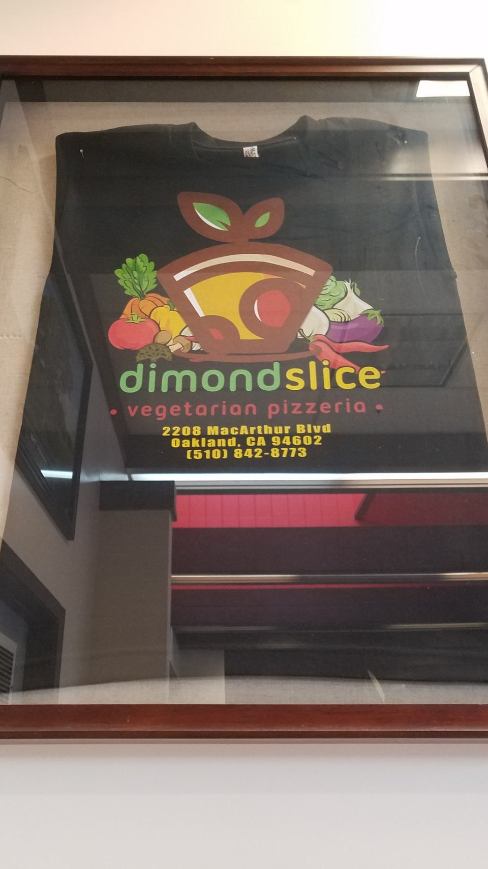 Dimond Slice Pizza 2208 MacArthur Blvd, Oakland