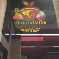 Dimond Slice Pizza
