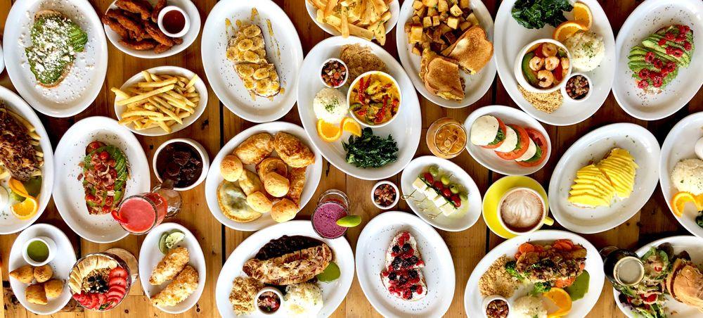 Paulista Brazilian Kitchen and Taproom 4239 Park Blvd, Oakland