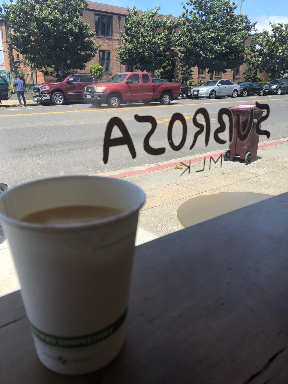 Subrosa Coffee MLK 4008 Martin Luther King Jr Way, Oakland