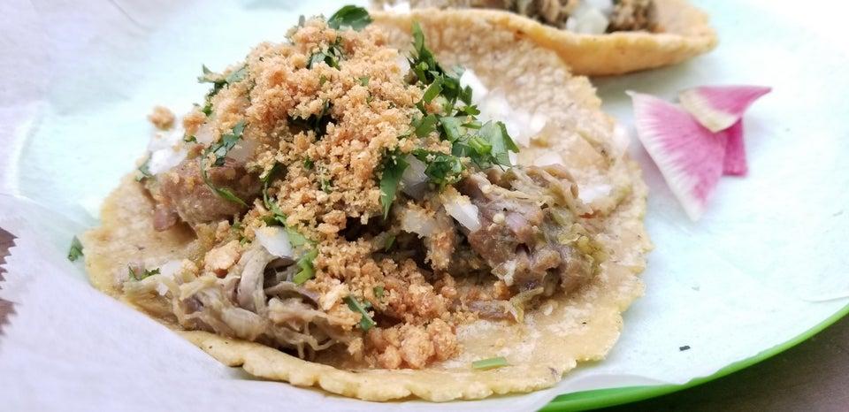 Tacos Oscar 420 40th St, Oakland