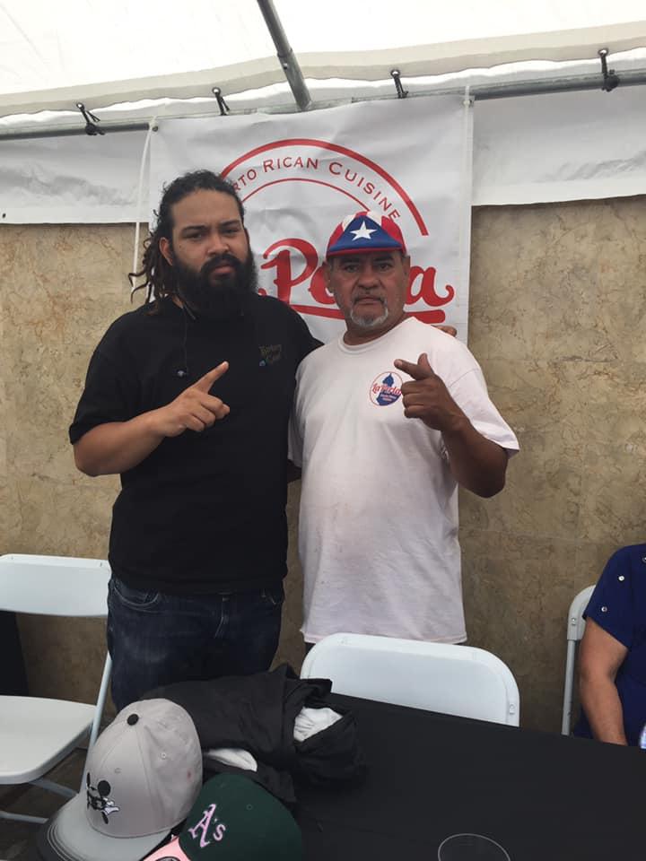 La Perla Puerto Rican Cuisine 2020 MacArthur Blvd, Oakland
