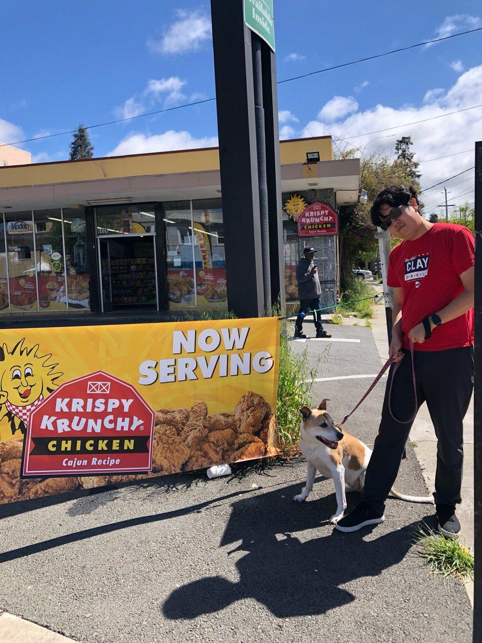 Krispy Krunchy Chicken 6606 Telegraph Ave, Oakland