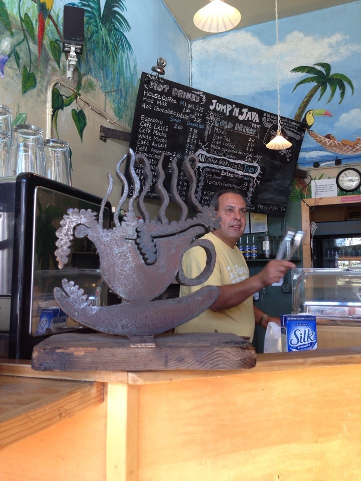 Jump'n Java Coffeehouse 6606 Shattuck Ave, Oakland