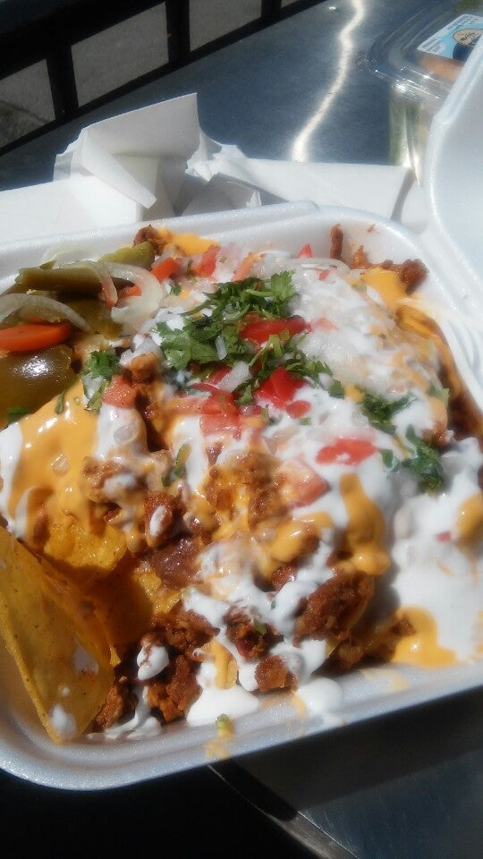 Giant Burrito 2540 San Pablo Ave, Oakland