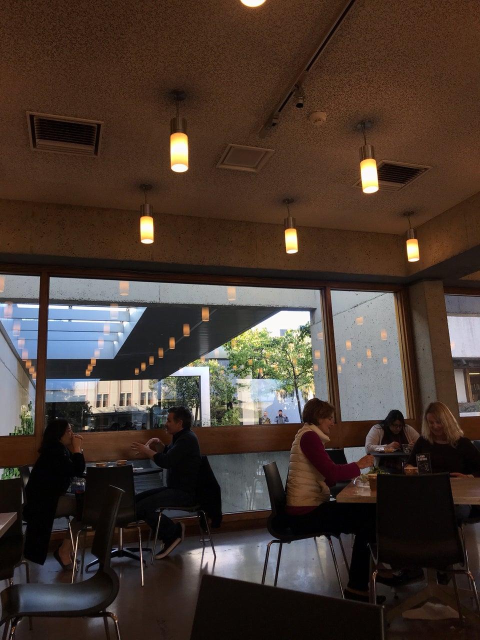 Blue Oak Cafe 1000 Oak St, Oakland