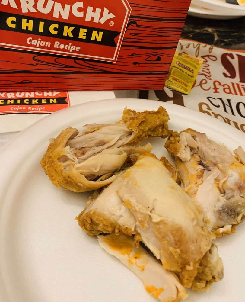 Krispy Krunchy Chicken 3445 Shelby St, Ontario