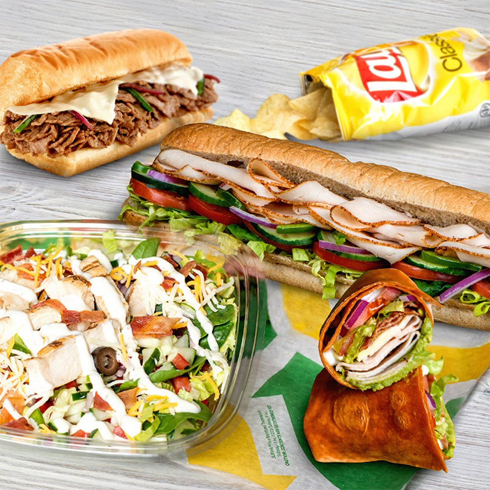 Subway 2458 S Grove Ave Suite A, Ontario