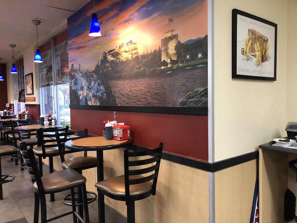 Holiday Cafe 4890 South Motor Lane, Ontario