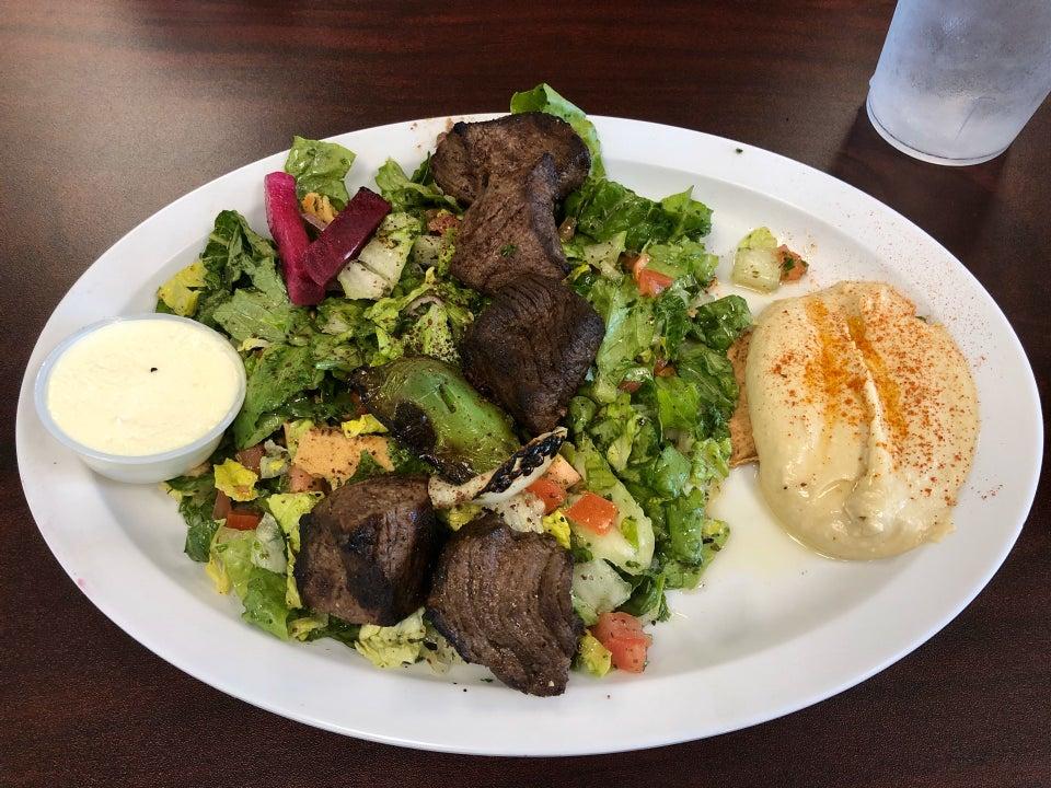 Alina's Lebanese Cuisine 2250 S Archibald Ave, Ontario