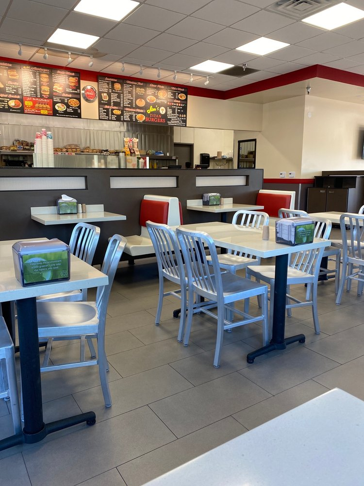Jim's Burgers 805 S Euclid Ave, Ontario
