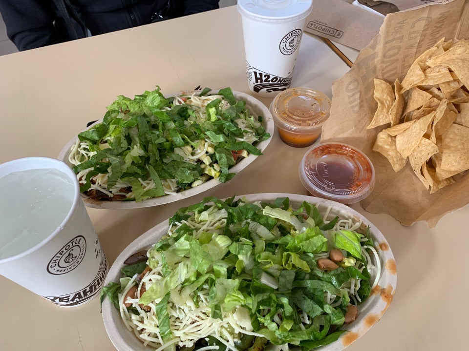 Chipotle Mexican Grill 1 Mills Cir Ste FC4, Ontario