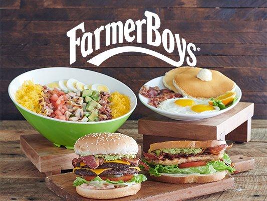 Farmer Boys 1190 E Francis St, Ontario