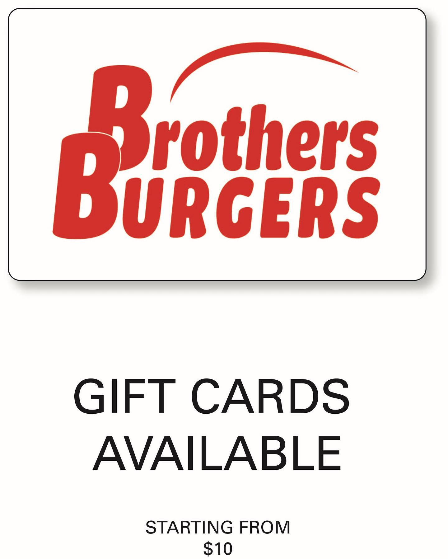 Brothers Burgers 843 N Mountain Ave, Ontario