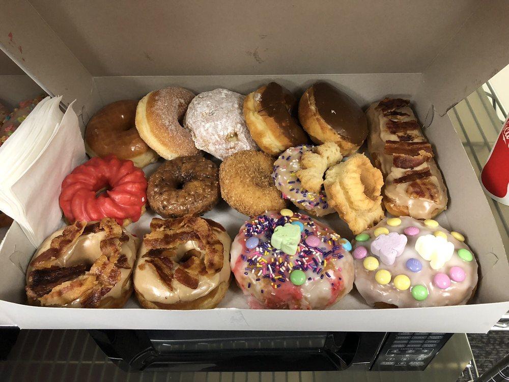 Ontario Donuts 1919 E 4th St, Ontario