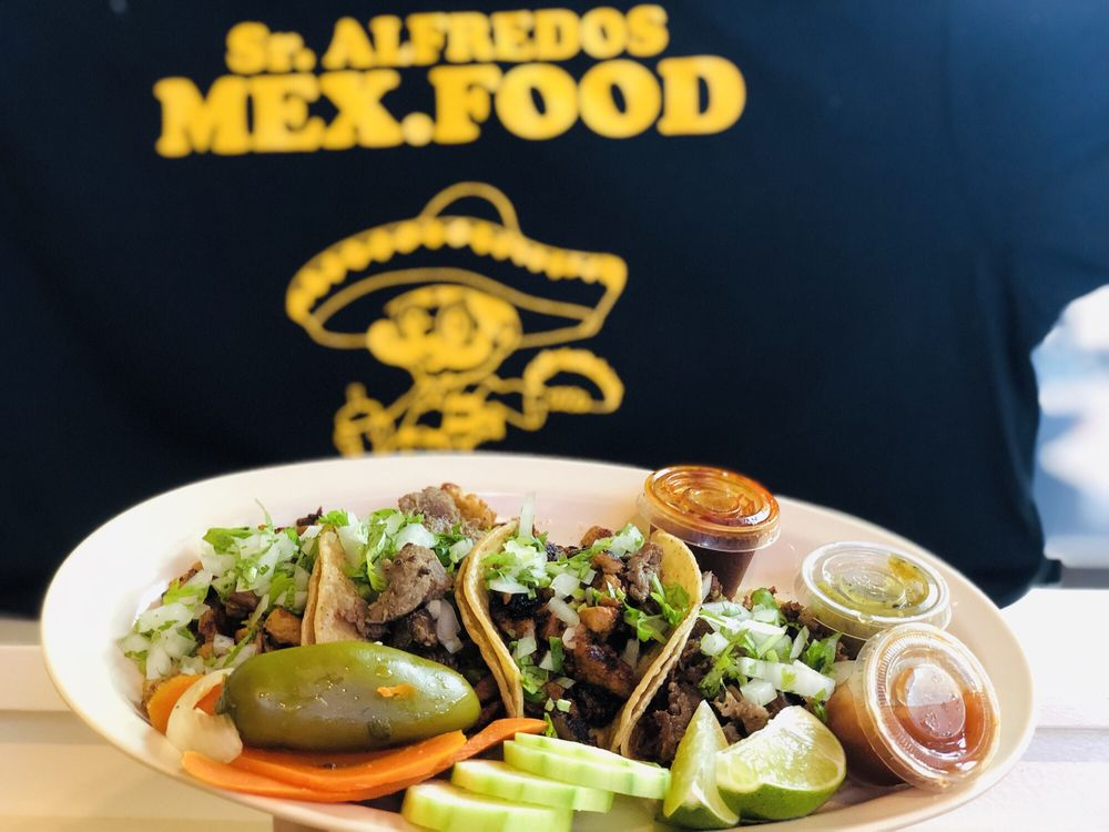 Sr. Alfredos Mexican Food 1515 N Mountain Ave Unit C, Ontario
