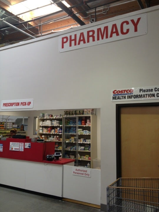 Costco Pharmacy 2001 Ventura Blvd, Oxnard