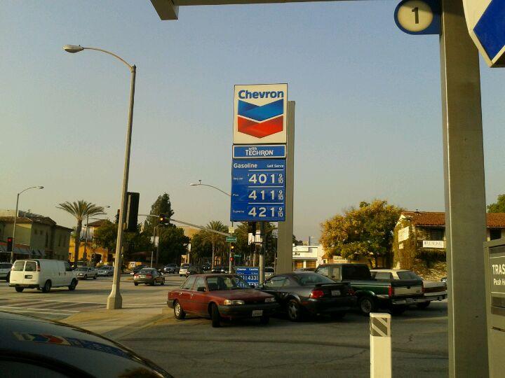 Chevron Pasadena