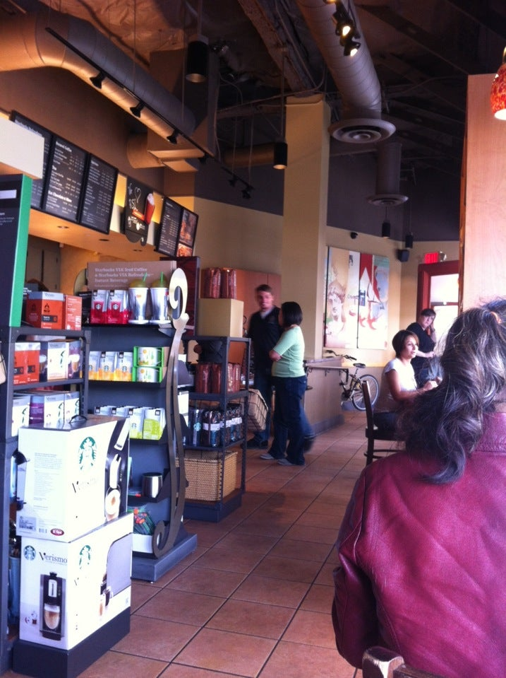 Starbucks Pasadena