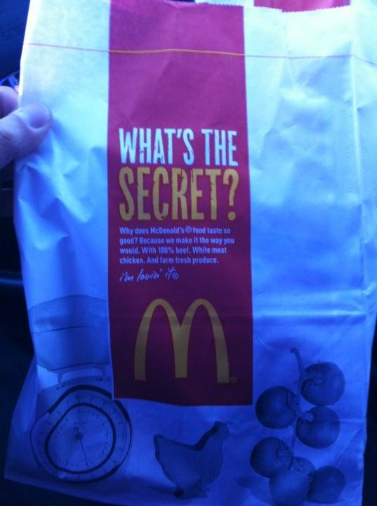McDonald's Pasadena