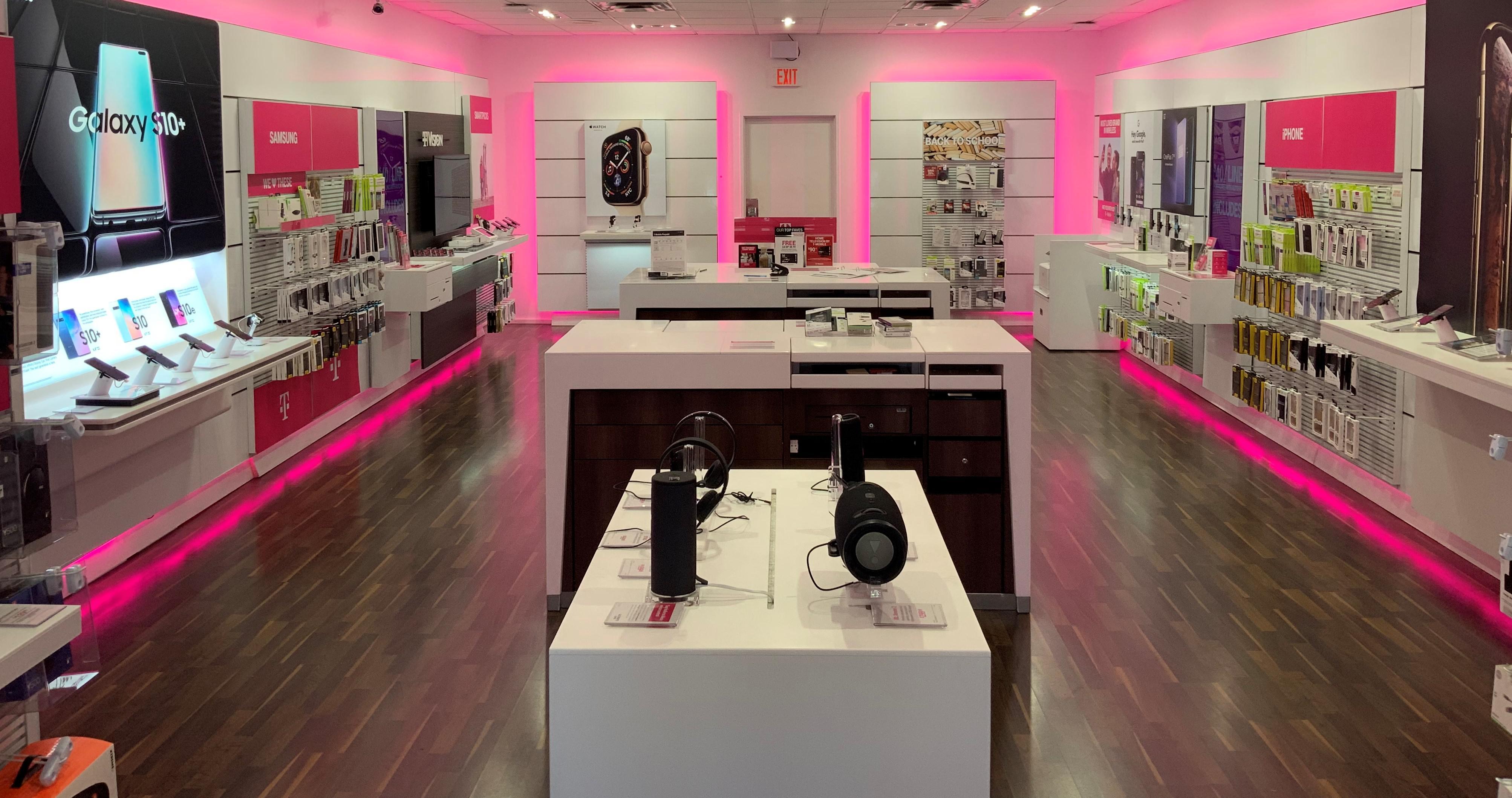 T-Mobile Pasadena