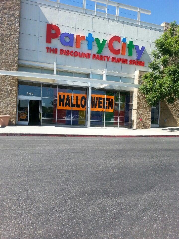 Party City 3353 E Foothill Blvd, Pasadena
