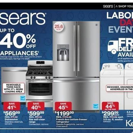 Sears 3801 E Foothill Blvd, Pasadena