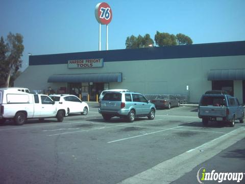 Harbor Freight Tools 3660 E Foothill Blvd, Pasadena