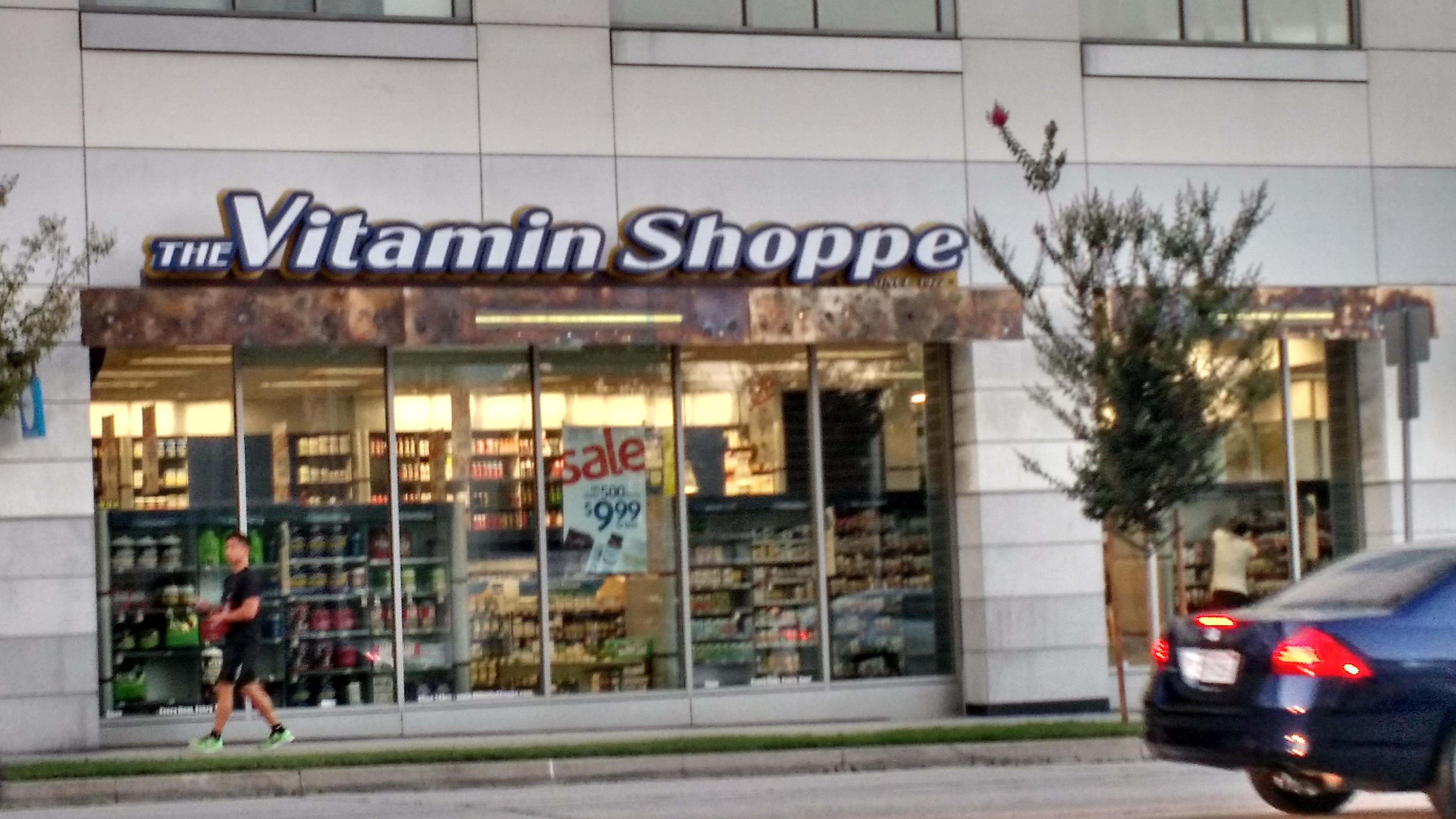 Vitamin Shoppe 181 S Lake Ave #5, Pasadena