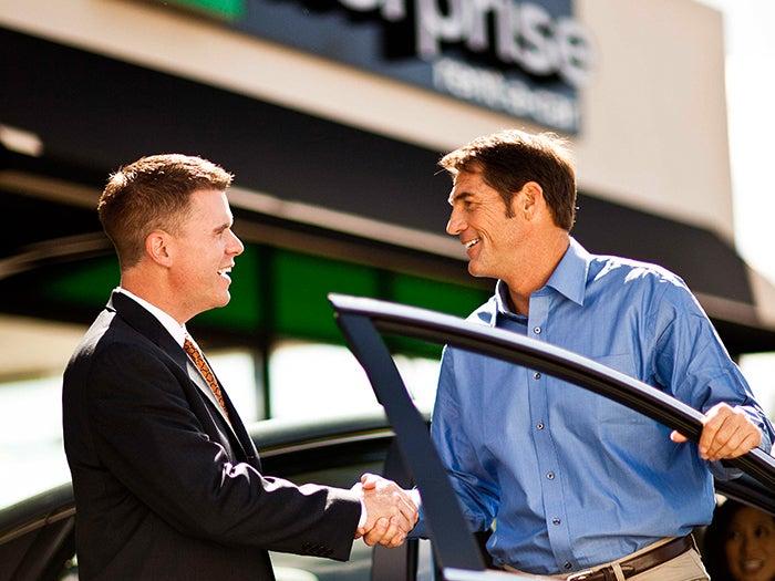 Enterprise Rent-A-Car Pasadena