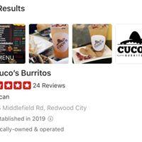 Cuco's Burritos