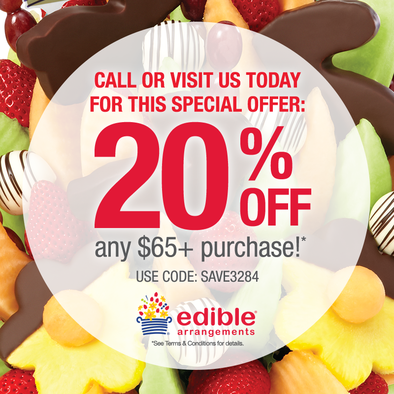 Edible Arrangements 6160 Stanford Ranch Rd, Rocklin