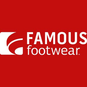 Famous Footwear ROCKLIN COMMONS, 5108 Commons Dr #103, Rocklin
