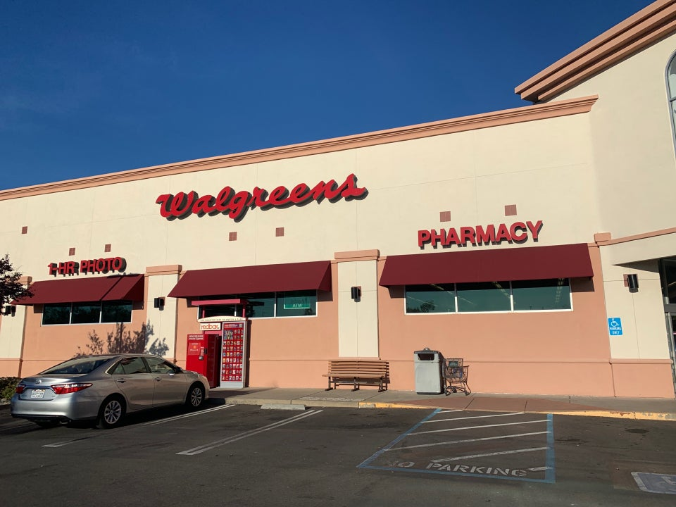 Walgreens Pharmacy 2177 Sunset Blvd, Rocklin