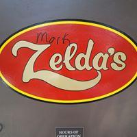 Zelda's Original Gourmet Pizza