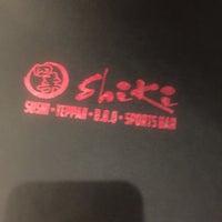 Shiki Sushi Sportsbar San Bernardino