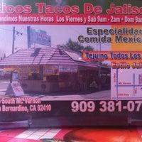 Ricos Tacos De Jalisco