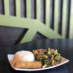 Asian Fusion Eatery