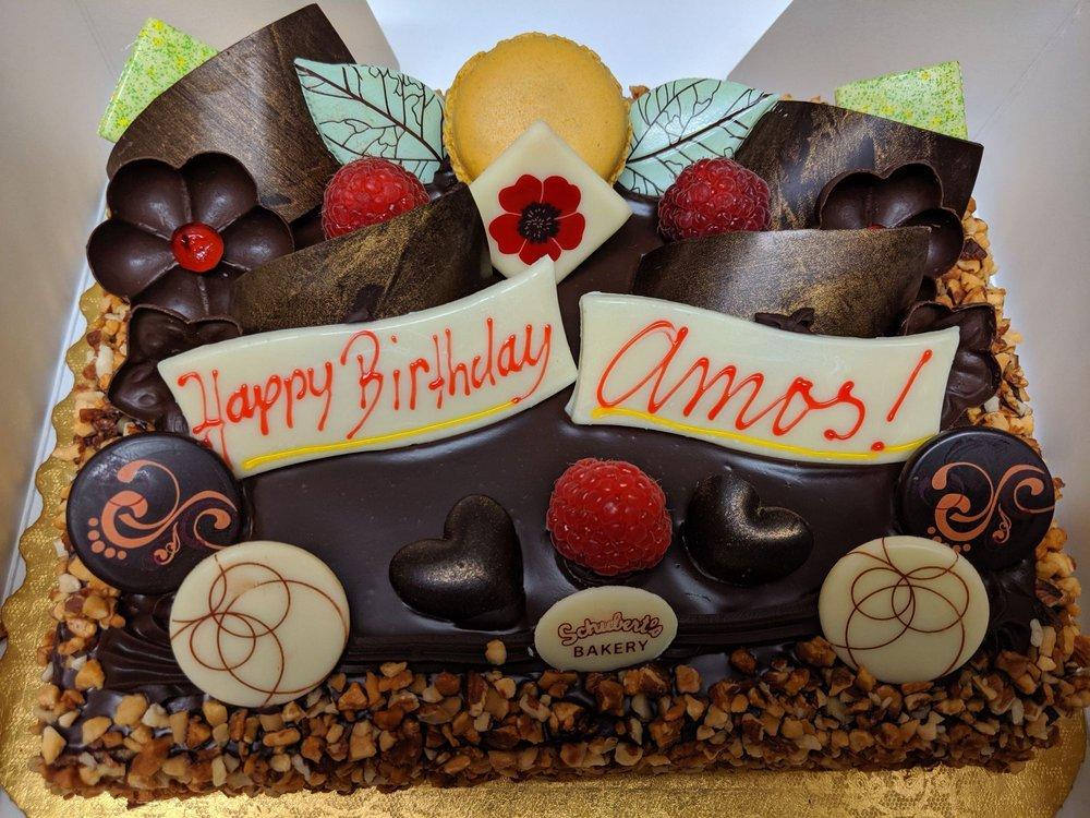 Astonishing Schuberts Bakery San Francisco Ca 94118 Menu 156 Reviews And Funny Birthday Cards Online Elaedamsfinfo