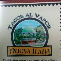 Tacos Al Vapor Nueva Italia